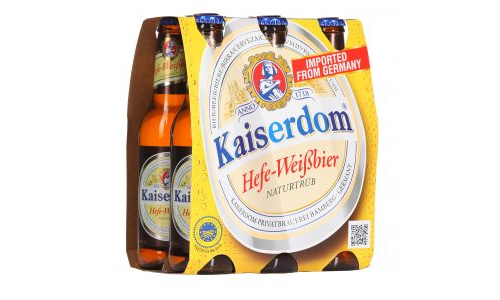Hefe-Weissbier Sixpack 0,33l